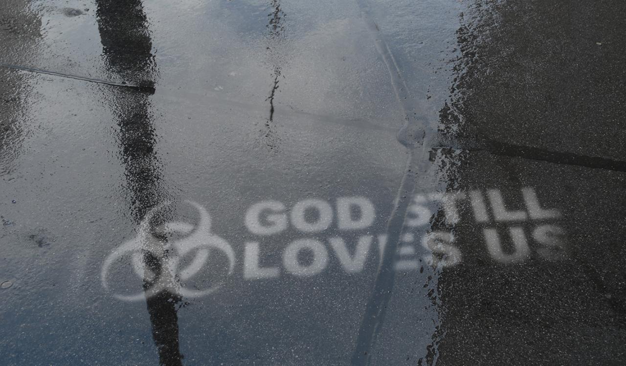 god still loves us